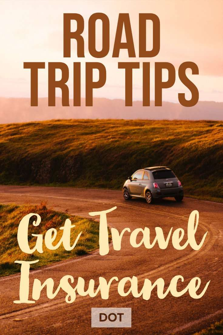why travel insurance for a road trip is important