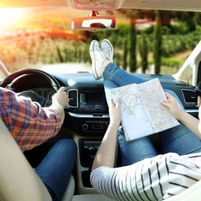 5 Reasons to take a Road Trip with Your Partner