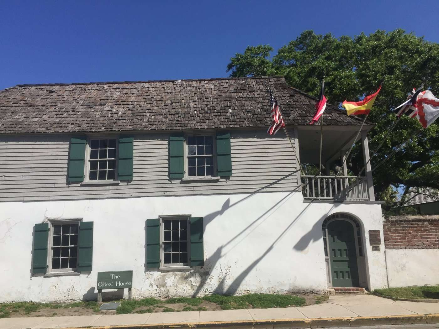 The Oldest House in St. Augustine, part of St. Augustine's Living History