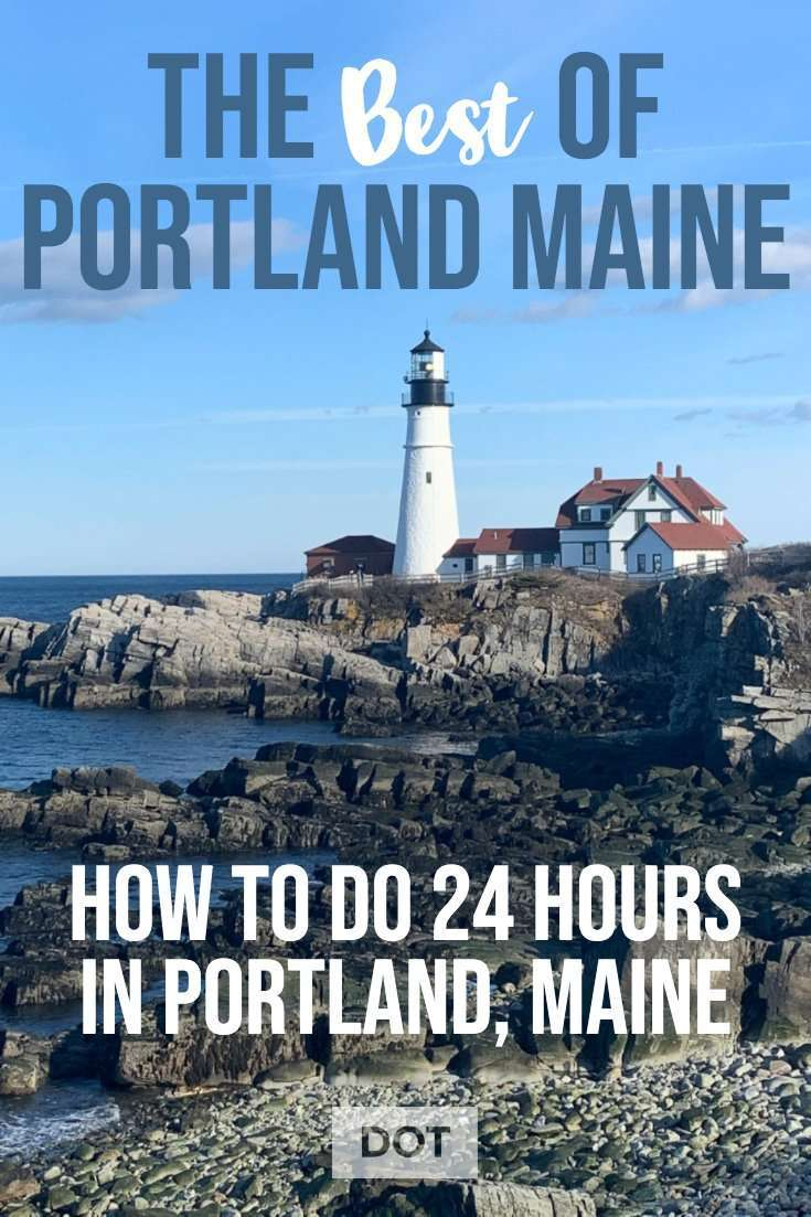 The best of Portland, Maine