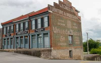 Walking Tour of Downtown Clarksville, Tennessee