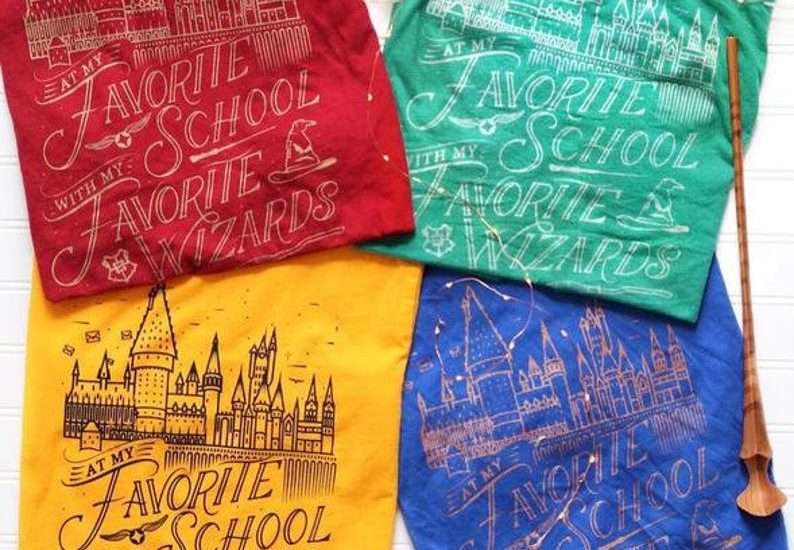 Unique Harry Potter T-Shirts to wear to Universal Studios