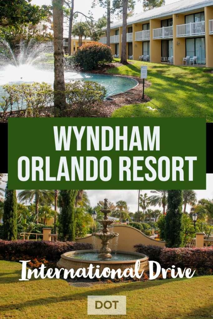 Wyndham Orlando Pin image
