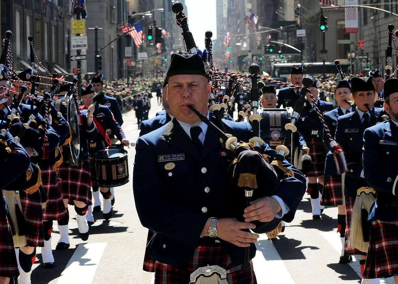 St. Patrick's Day Parade New York City