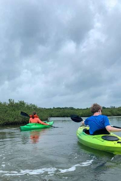 What to bring on a kayak