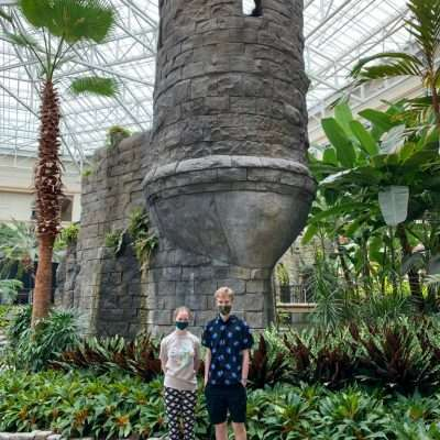 Staying safe at the Gaylord Palms Resort Orlando during COVID-19