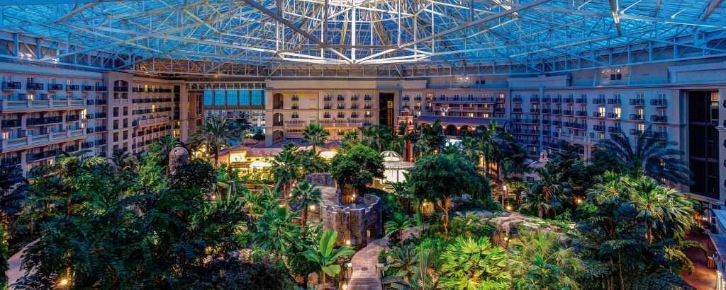 Atrium at Gaylord Palms Resort Orlando