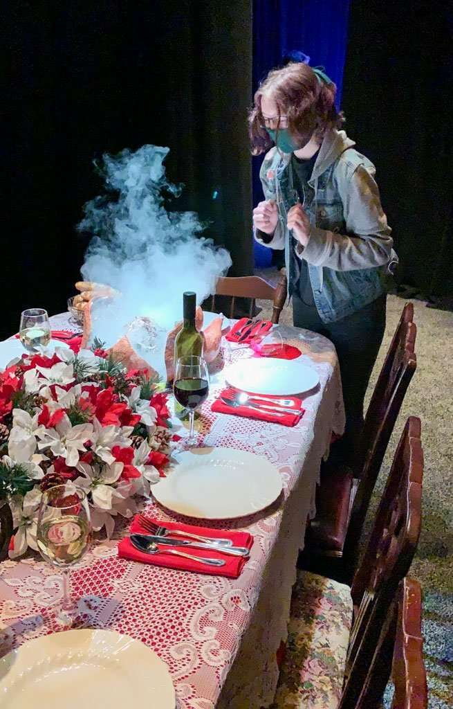 Immersive Christmas Dinner from Christmas Vacation at Gaylord Palms
