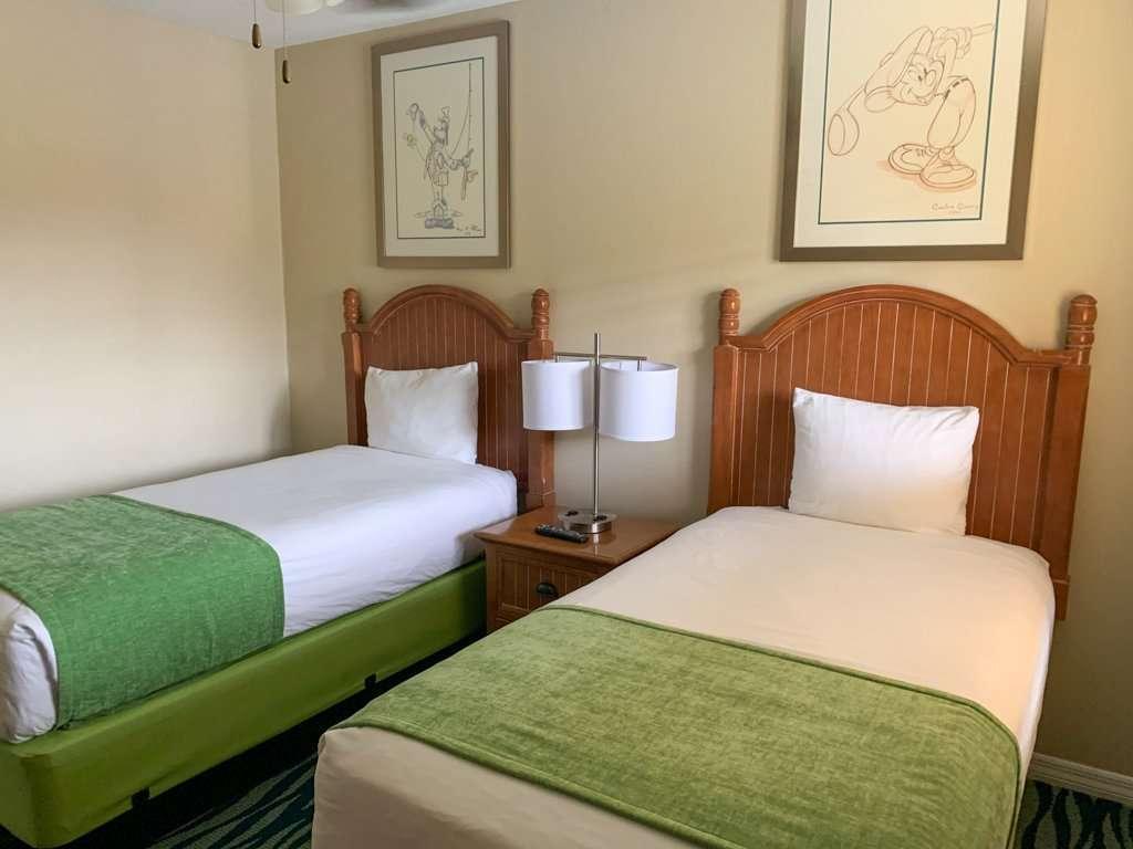 Bedroom at Fantasy World Resort this vacation villas near Disney