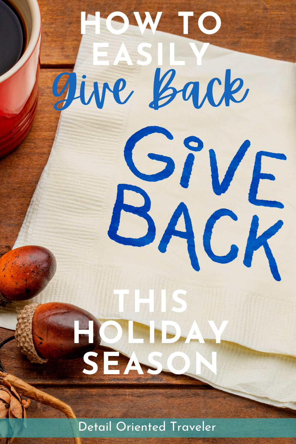 How to Give Back Pinterest
