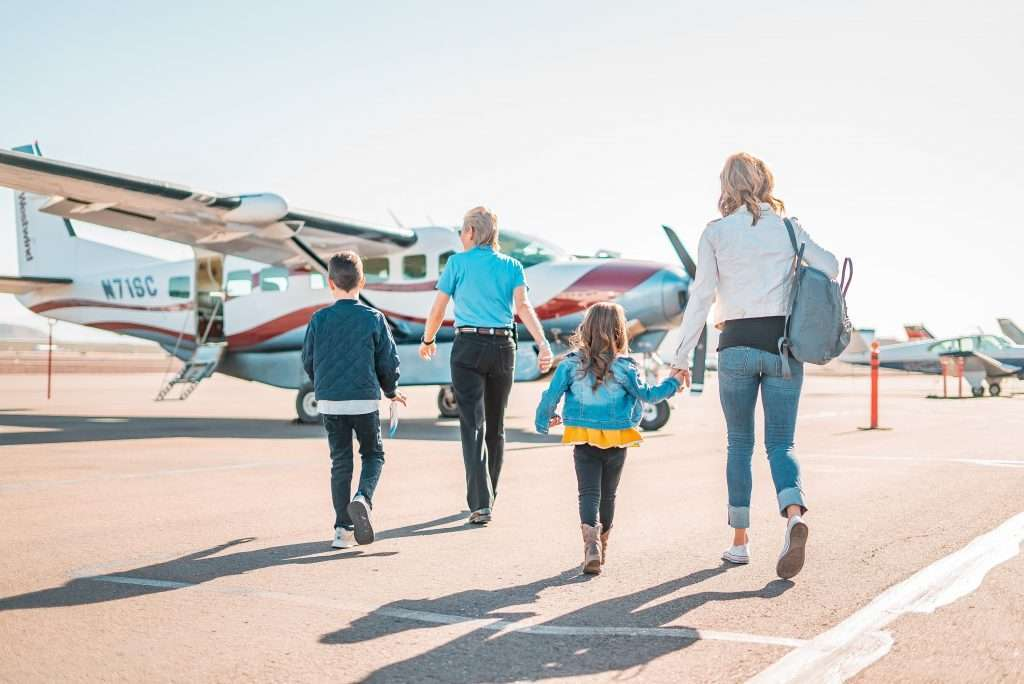 Grand Canyon Air Tours with Westwind Air Service