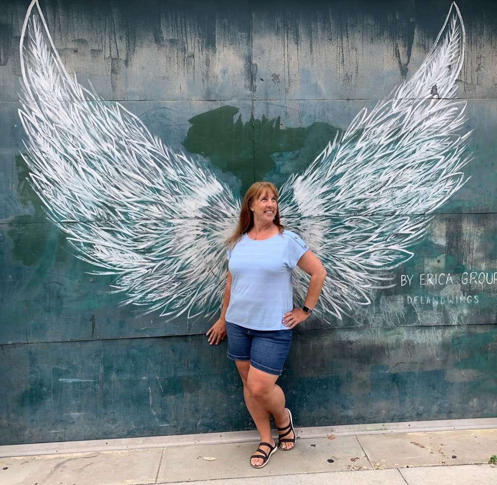 Wings of the West in DeLand, Florida